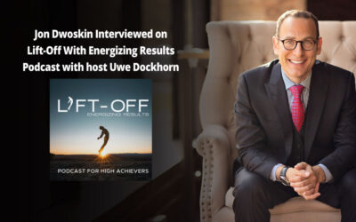 Jon Dwoskin Interviewed on Lift-Off With Energizing Results Podcast