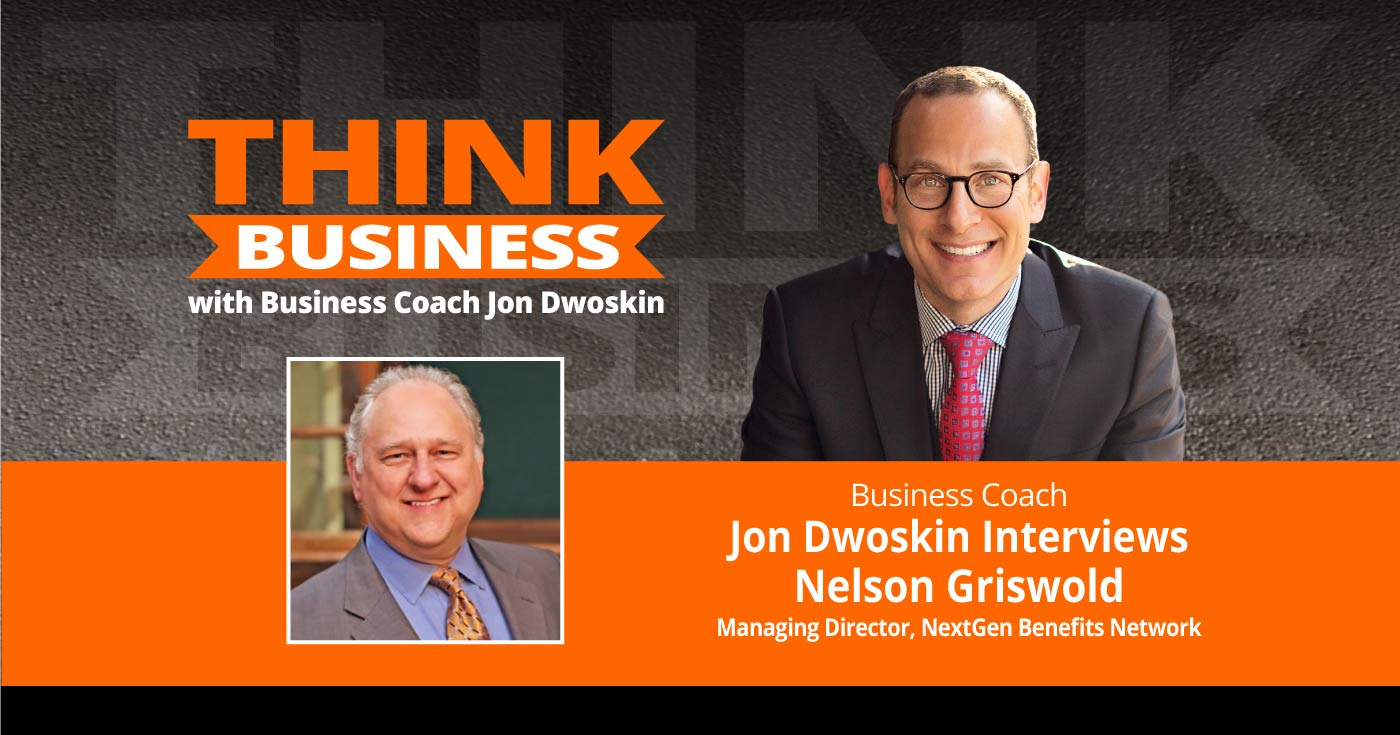 THINK Business Podcast: Jon Dwoskin Talks with Nelson Griswold