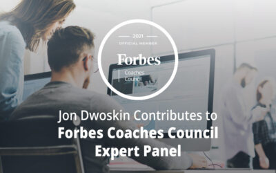 Jon Dwoskin Contributes to Forbes Coaches Council Expert Panel: 11 Ways To Make A Niche Startup More Visible Within Its Industry