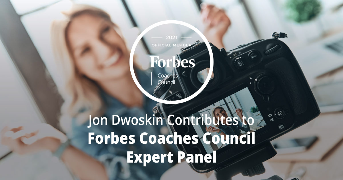 Jon Dwoskin Contributes to Forbes Coaches Council Expert Panel: How Marketers Can Navigate Their First Influencer Partnership