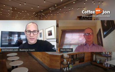 Coffee with Jon: The Importance of Planning