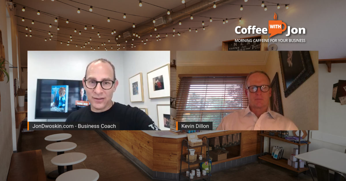 Coffee with Jon: The Importance of Discipline!