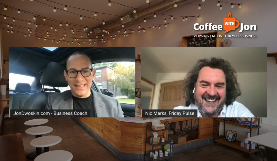 Coffee with Jon: Measuring Happiness Part 3