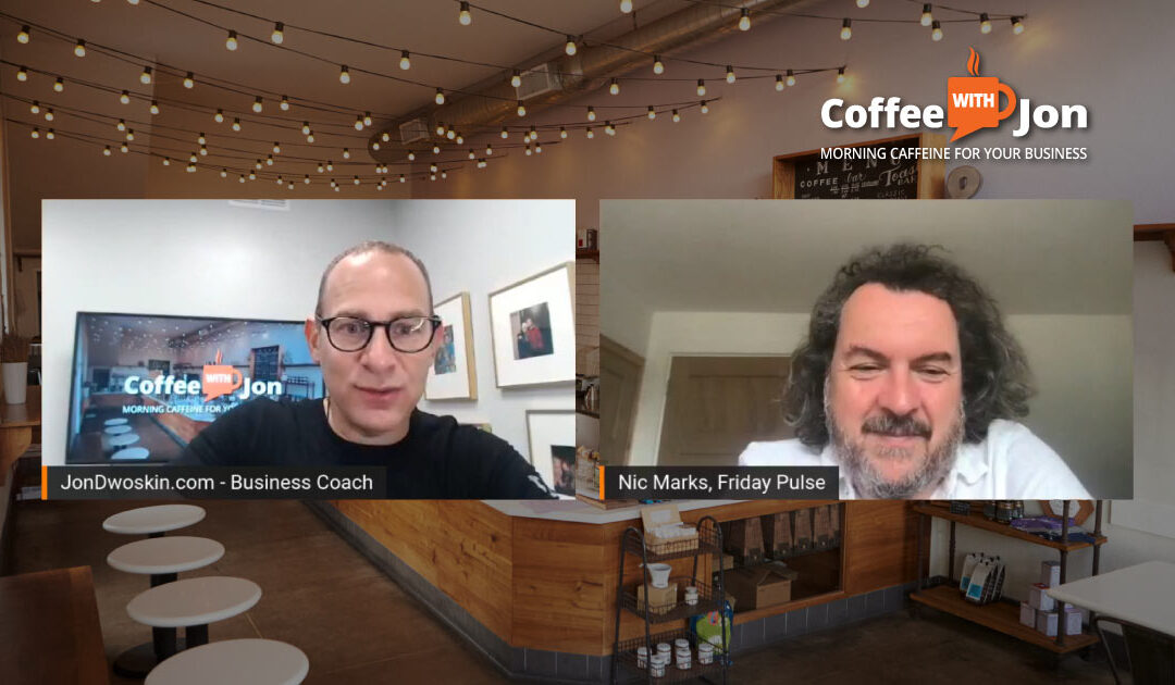 Coffee with Jon: Measuring Happiness Part 5
