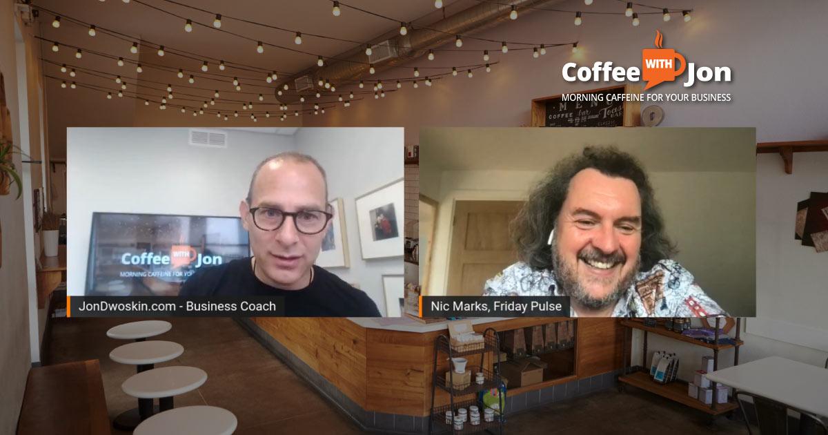 Coffee with Jon: Measuring Happiness