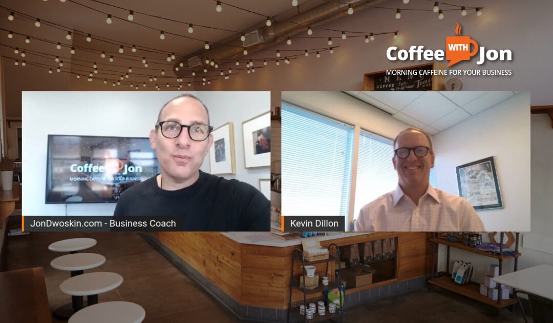Coffee with Jon: Long-Term Career Fulfillment