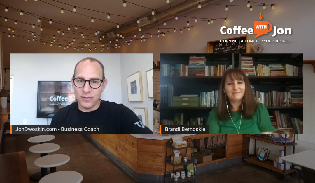Coffee with Jon: Getting People to Your Website