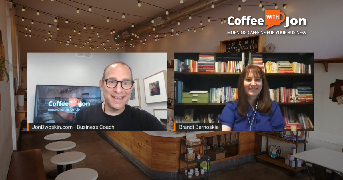Coffee with Jon: The Importance of Content