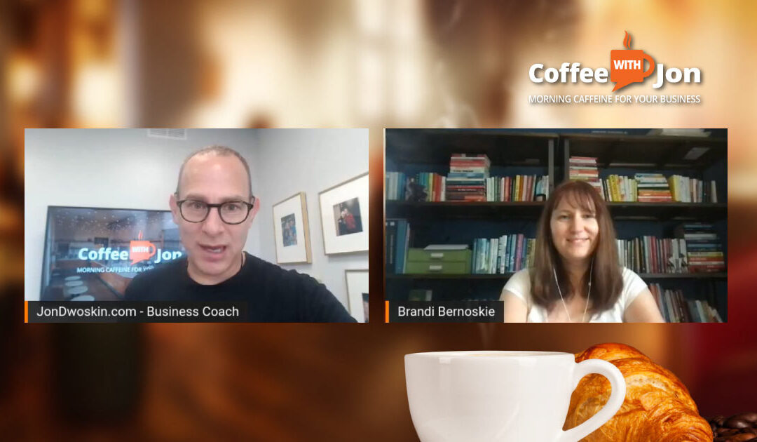 Coffee with Jon: Use Your Website Robustly