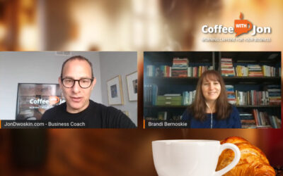 Coffee with Jon: Use Your Website to Grow Your Business!
