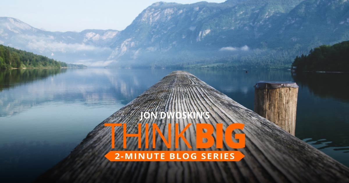 THINK Big 2-Minute Blog: Introduction to Meditating Podcasts