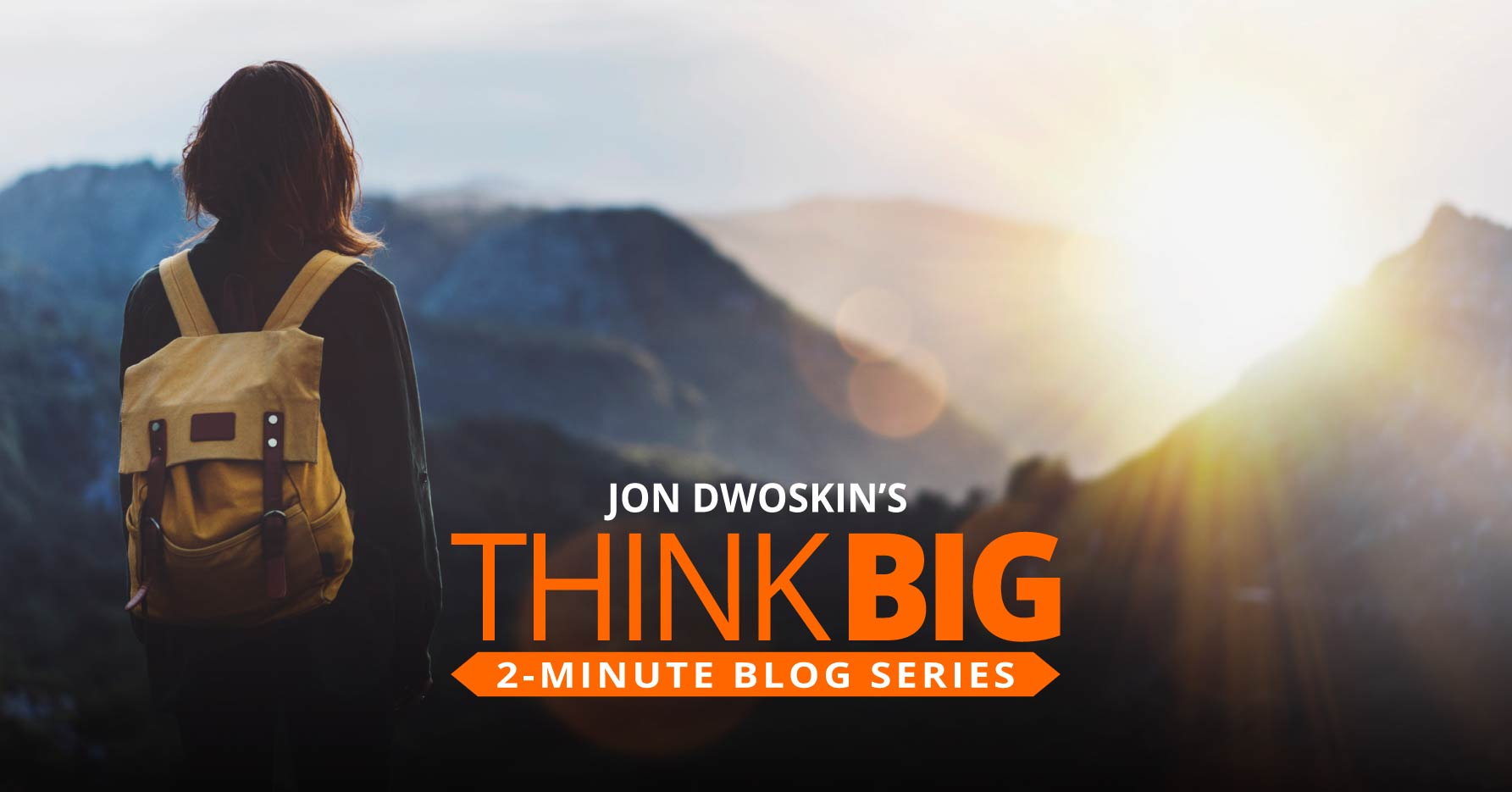 THINK Big 2-Minute Blog: Why It's So Hard To Change And Why You Have To