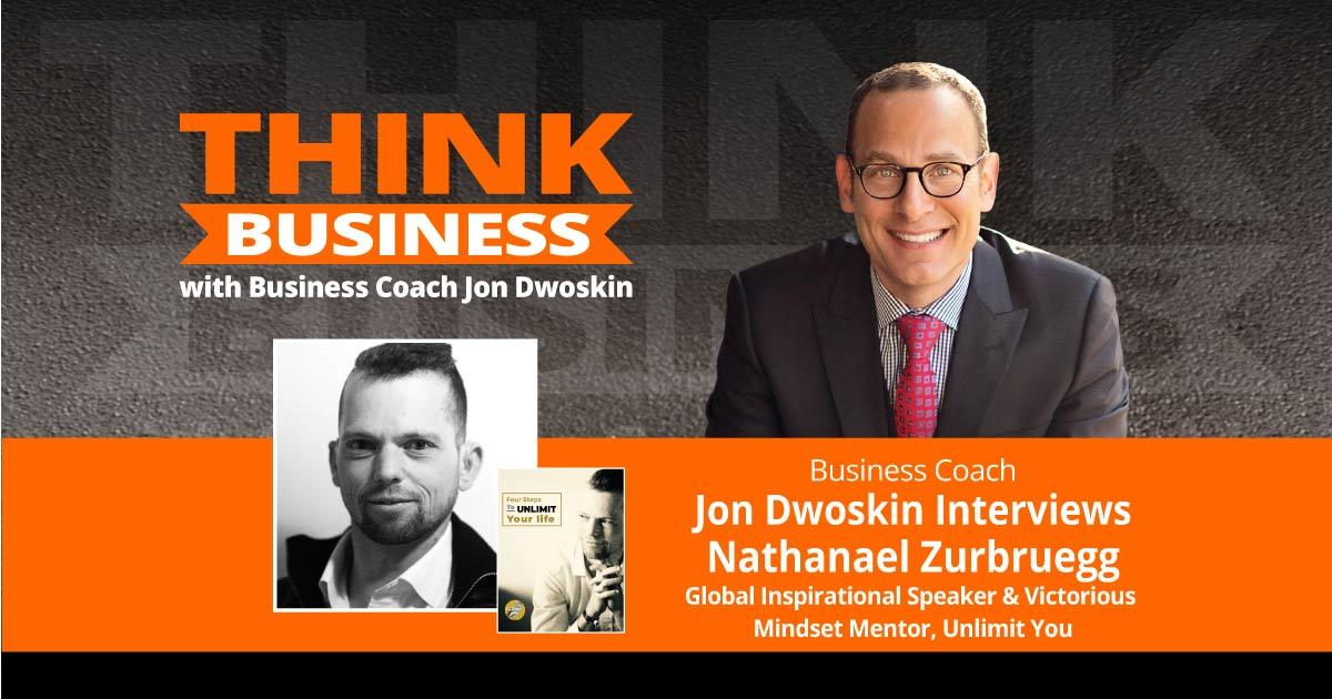 THINK Business Podcast: Jon Dwoskin Talks with Nathanael Zurbruegg