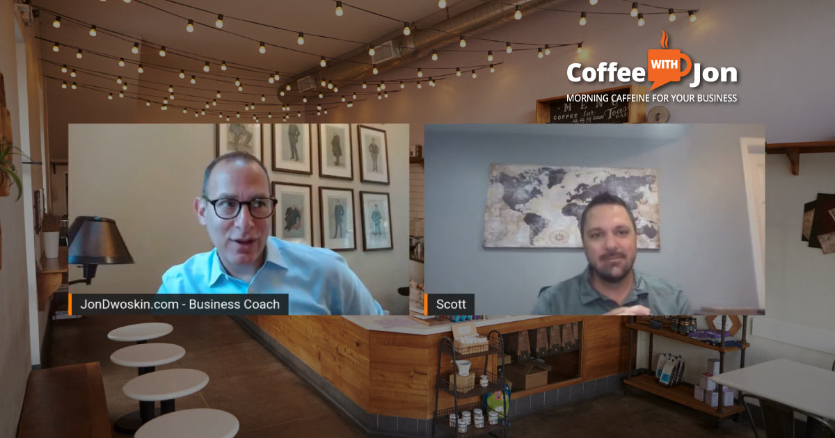 Coffee with Jon: Everything ISO - Part 1