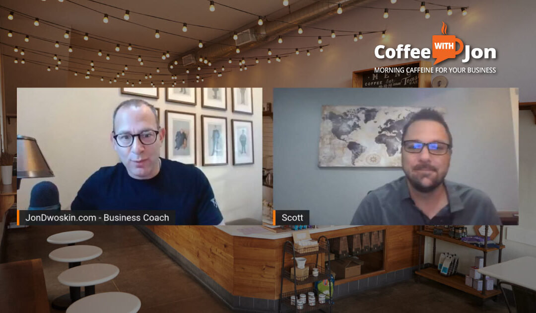 Coffee with Jon: Everything ISO – Part 3