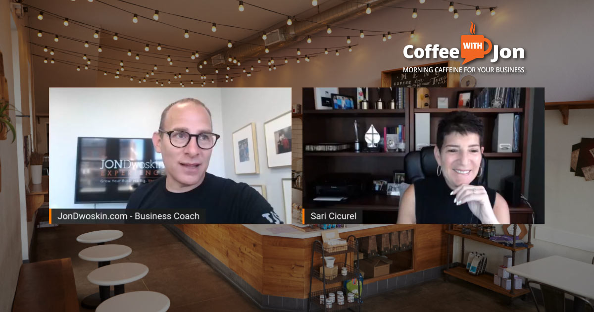Coffee with Jon: The Power of PR - Part 1