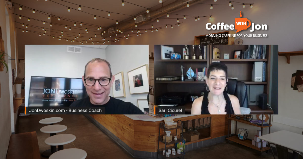 Coffee with Jon: The Power of PR - Part 2