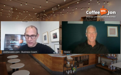 Coffee with Jon: The Power of Livestream Video – Parts 1-3