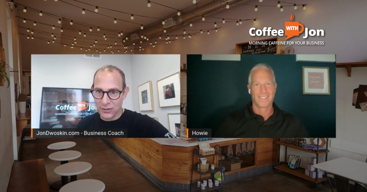 Coffee with Jon: The Power of Livestream Video