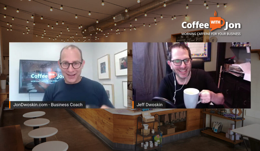 Coffee with Jon: Why Podcasting: Parts 1-5