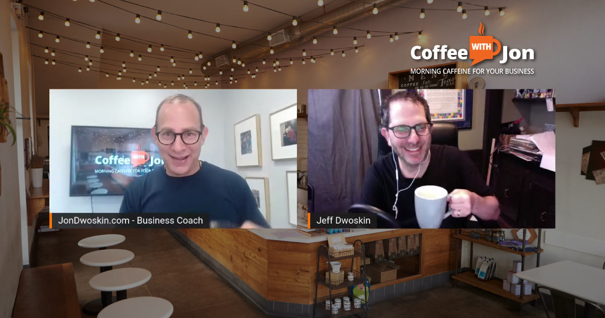 Coffee with Jon: Why Podcasting: Part 1