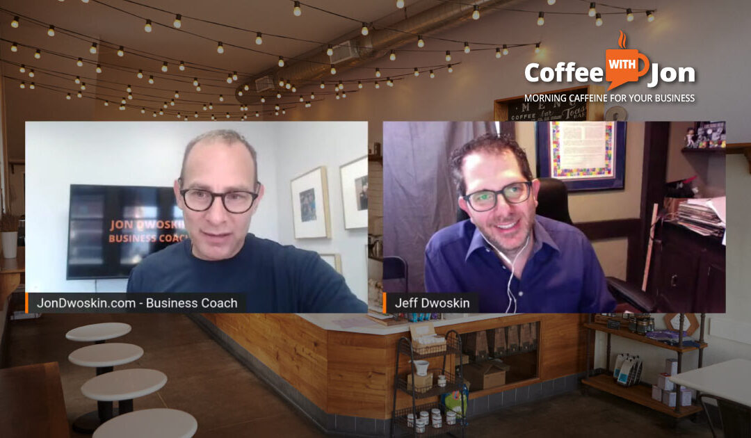 Coffee with Jon: Why Podcasting: Part 2