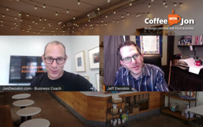 Coffee with Jon: Why Podcasting: Part 3
