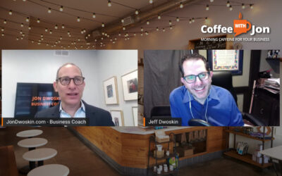 Coffee with Jon: Why Podcasting: Part 4