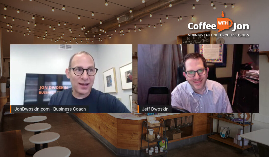 Coffee with Jon: Why Podcasting: Part 5