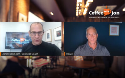 Coffee with Jon: The Power of Livestream Video – Part 3