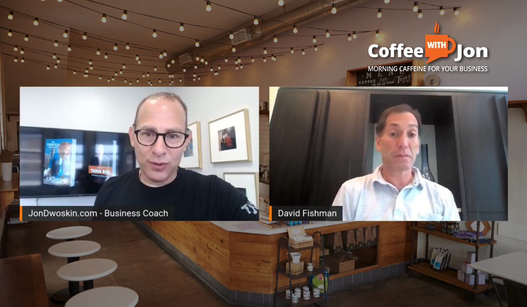 Coffee with Jon: Advantages of Using a Travel Agent