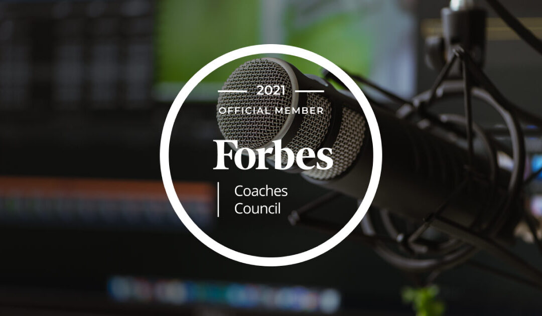 Jon Dwoskin Forbes Coaches Council Article: How To Grow Your Business Through Podcasting