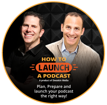 How to Launch a podcast icon
