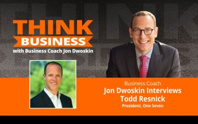 THINK Business Podcast: Jon Dwoskin Talks with Todd Resnick
