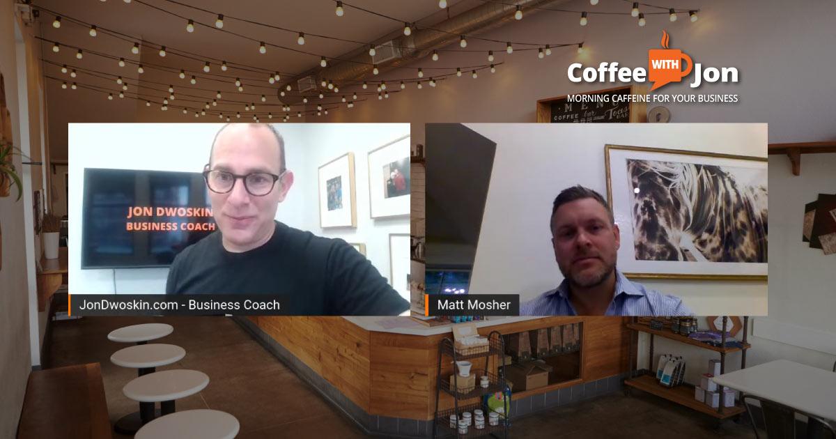 Coffee with Jon: Entrepreneurship