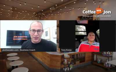 Coffee with Jon:  Core Values and Networking