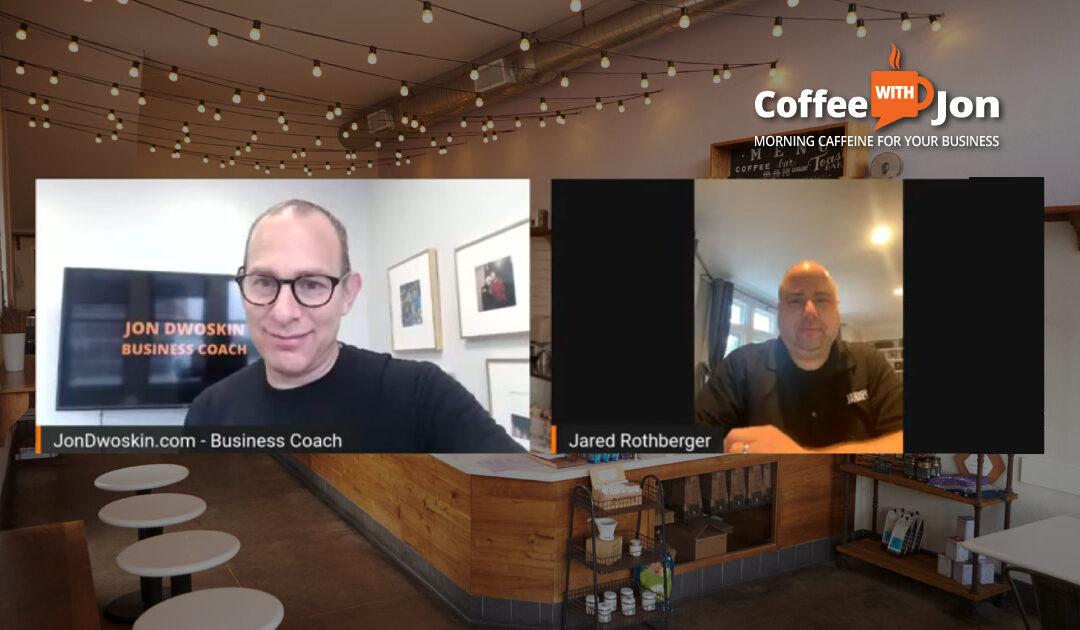 Coffee with Jon: Teambuilding, Leadership and Employee Appreciation