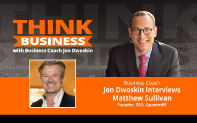 THINK Business Podcast: Jon Dwoskin Talks with Matthew Sullivan