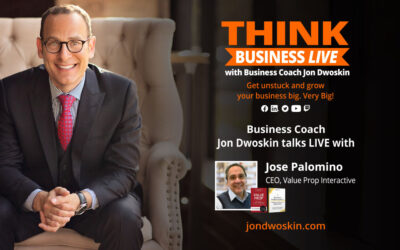 THINK Business LIVE: Jon Dwoskin Talks with Jose Palomino