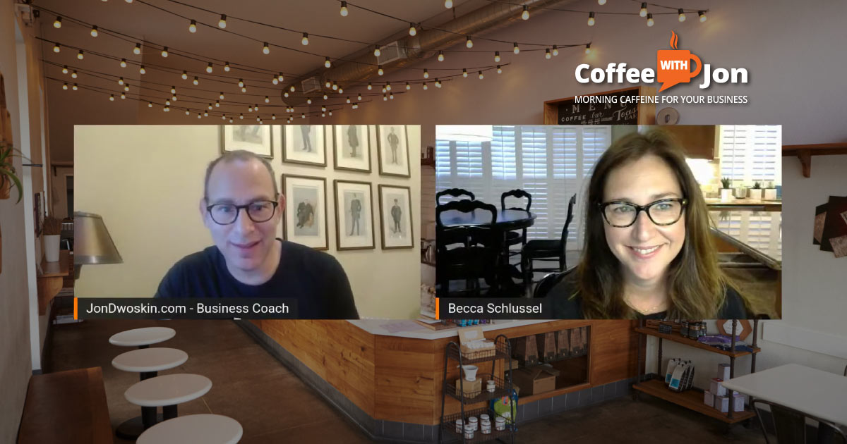 Coffee with Jon: Events Today