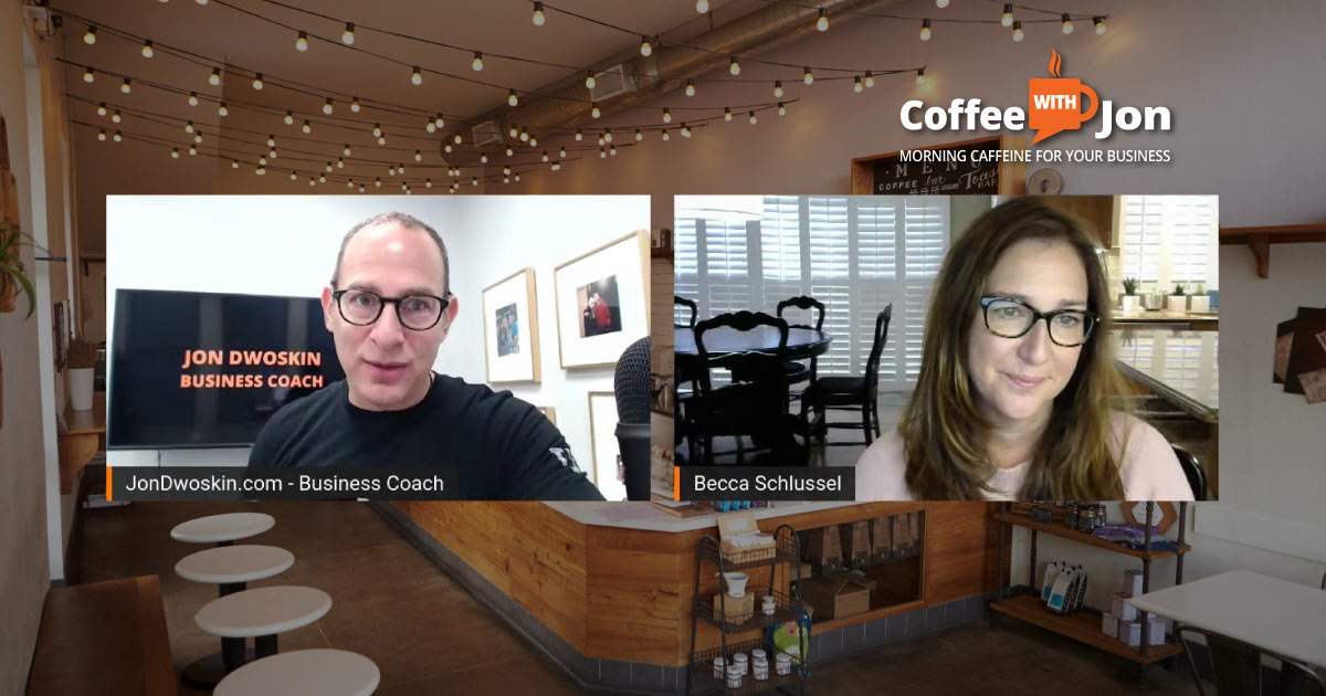 Coffee with Jon: Events Are Back