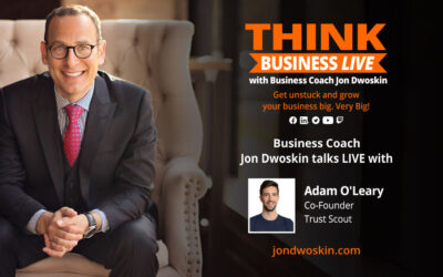 THINK Business LIVE: Jon Dwoskin Talks with Adam O'Leary