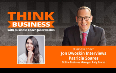 THINK Business Podcast: Jon Dwoskin Talks with Patricia Soares